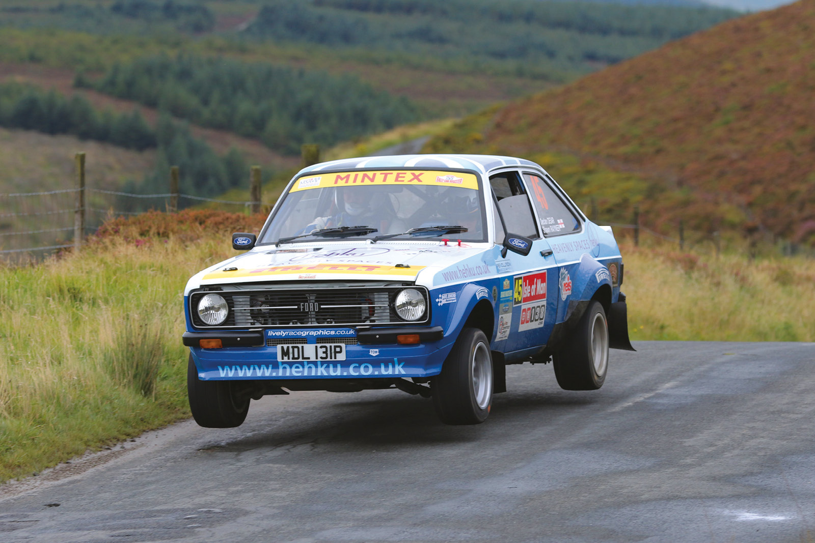 Rallying is mourning Shawn Rayner and Steve Dear