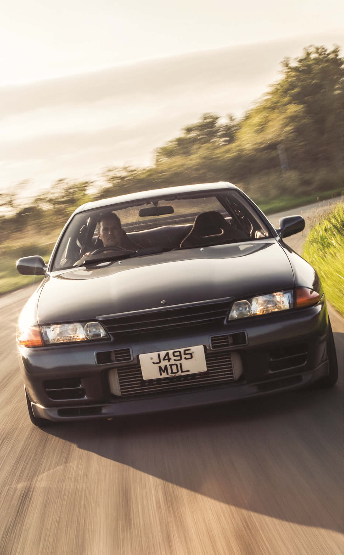 Not the first, but the R32 was the Skyline that immortalised the GT-R badging, and earned the title 'Godzilla'