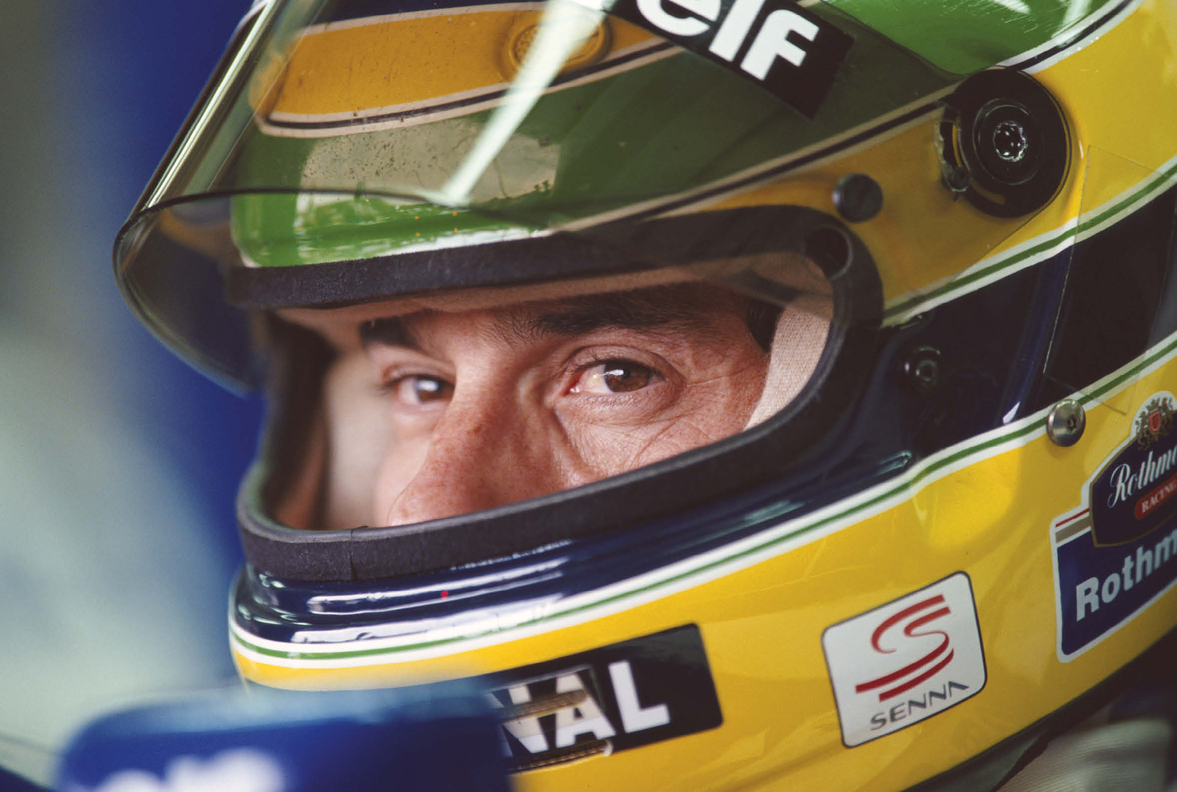Premonitions that the race was doomed plagued Senna, but he opted to race on. The cause for his crash is still unclear