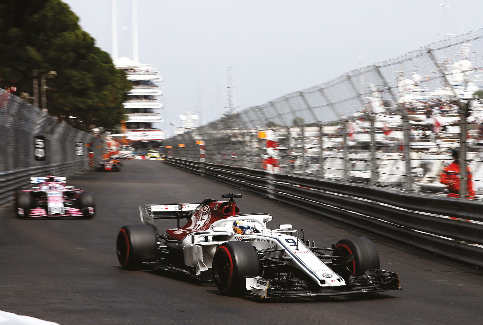 Contemporary Formula 1 is an obvious highlight, even if it's rarely the most dramatic of races