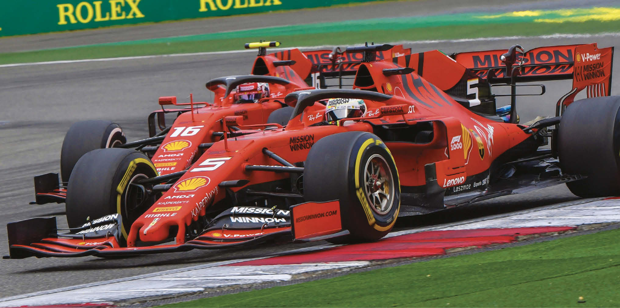 Ferrari has a tough task to juggle the relationship between star driver Vettel and newcomer Leclerc
