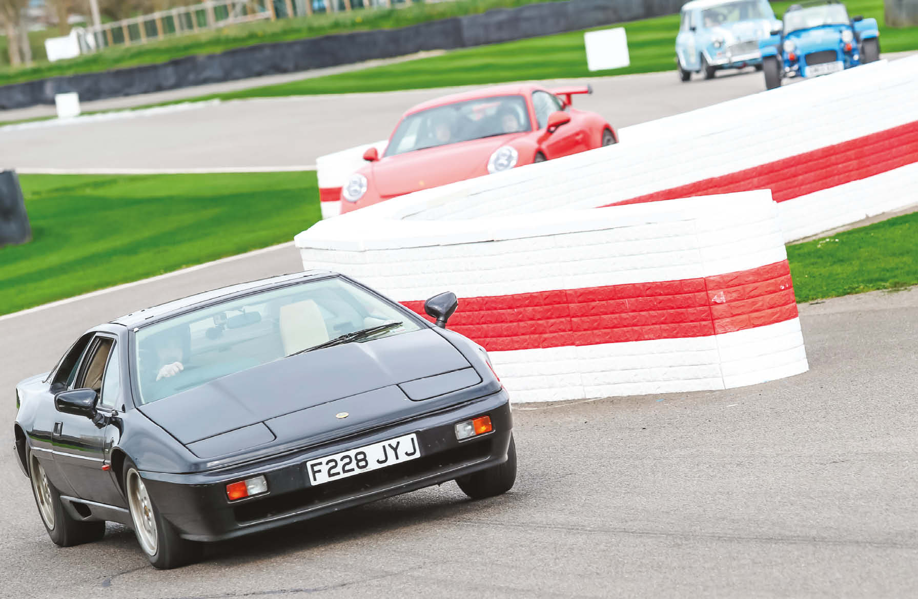 Goodwood venture built on the success of Motor Sport's first track day, at Thruxton in 2018