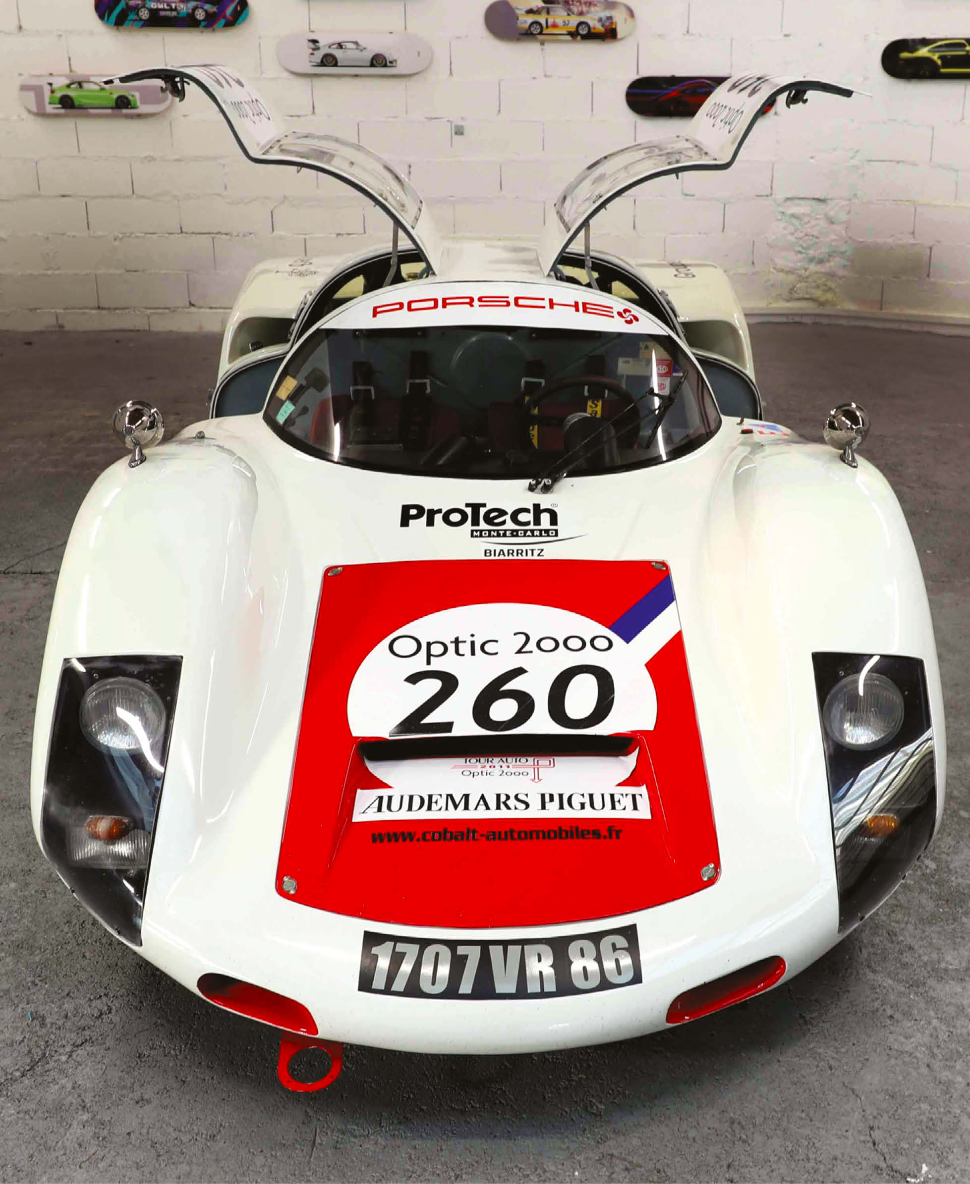 1966 Porsche 906. €1,550,000 On offer privately from Darron Coppin brokerage, Dorset, UK email: darron@svencycles.com