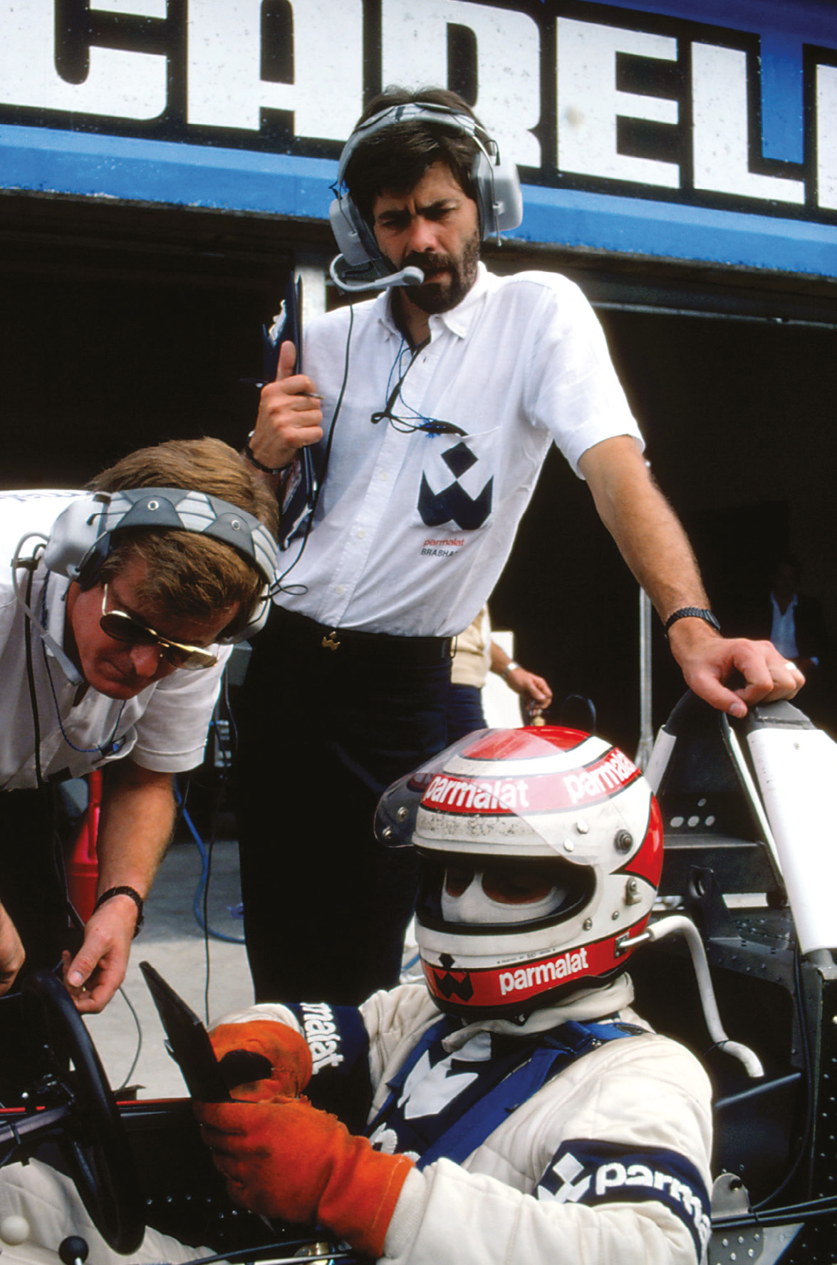 Gordon Murray made his name with Brabham before moving on to McLaren where he played a part in the MP4/4 design