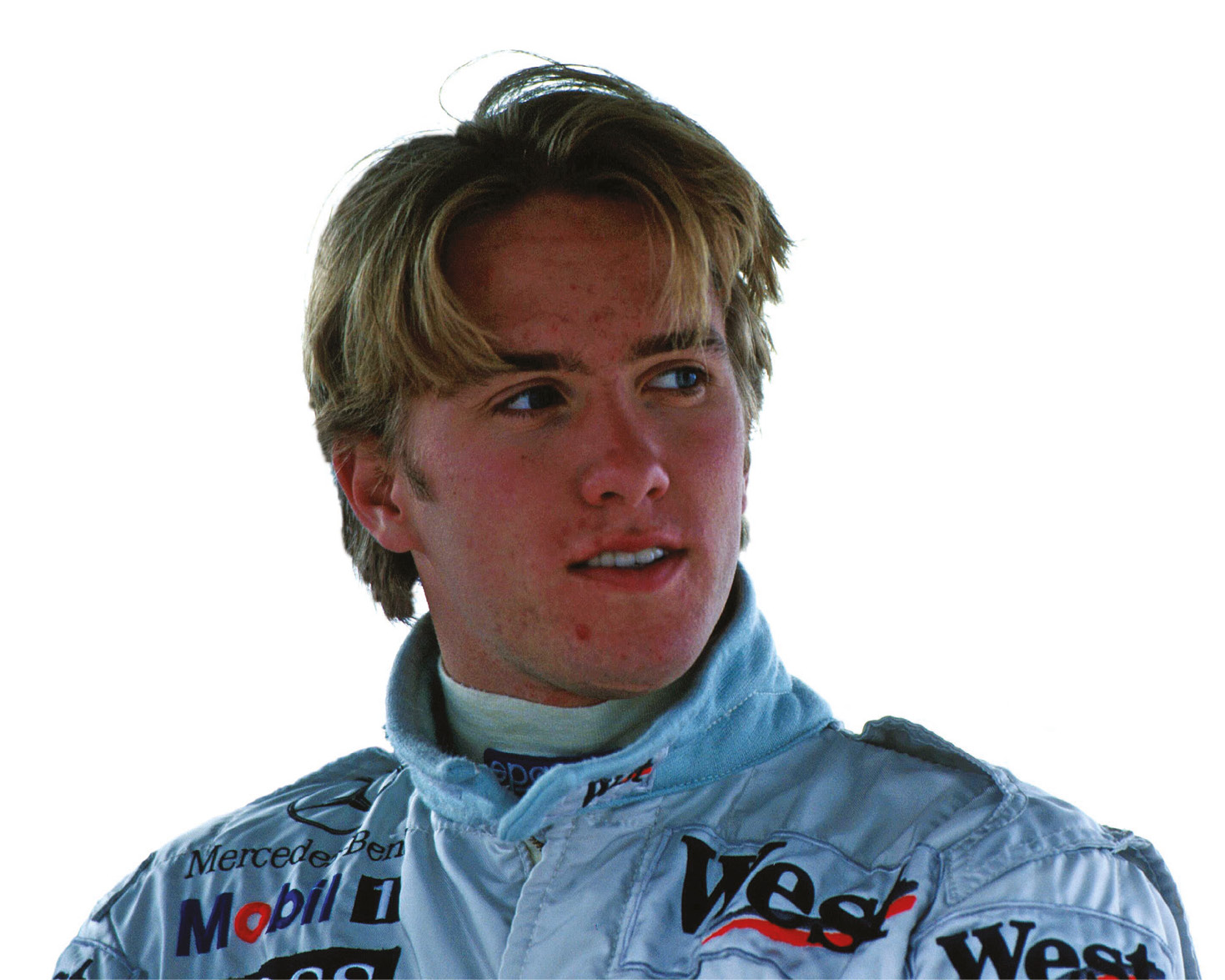 A young Nick Heidfeld made history on the Goodwood hill