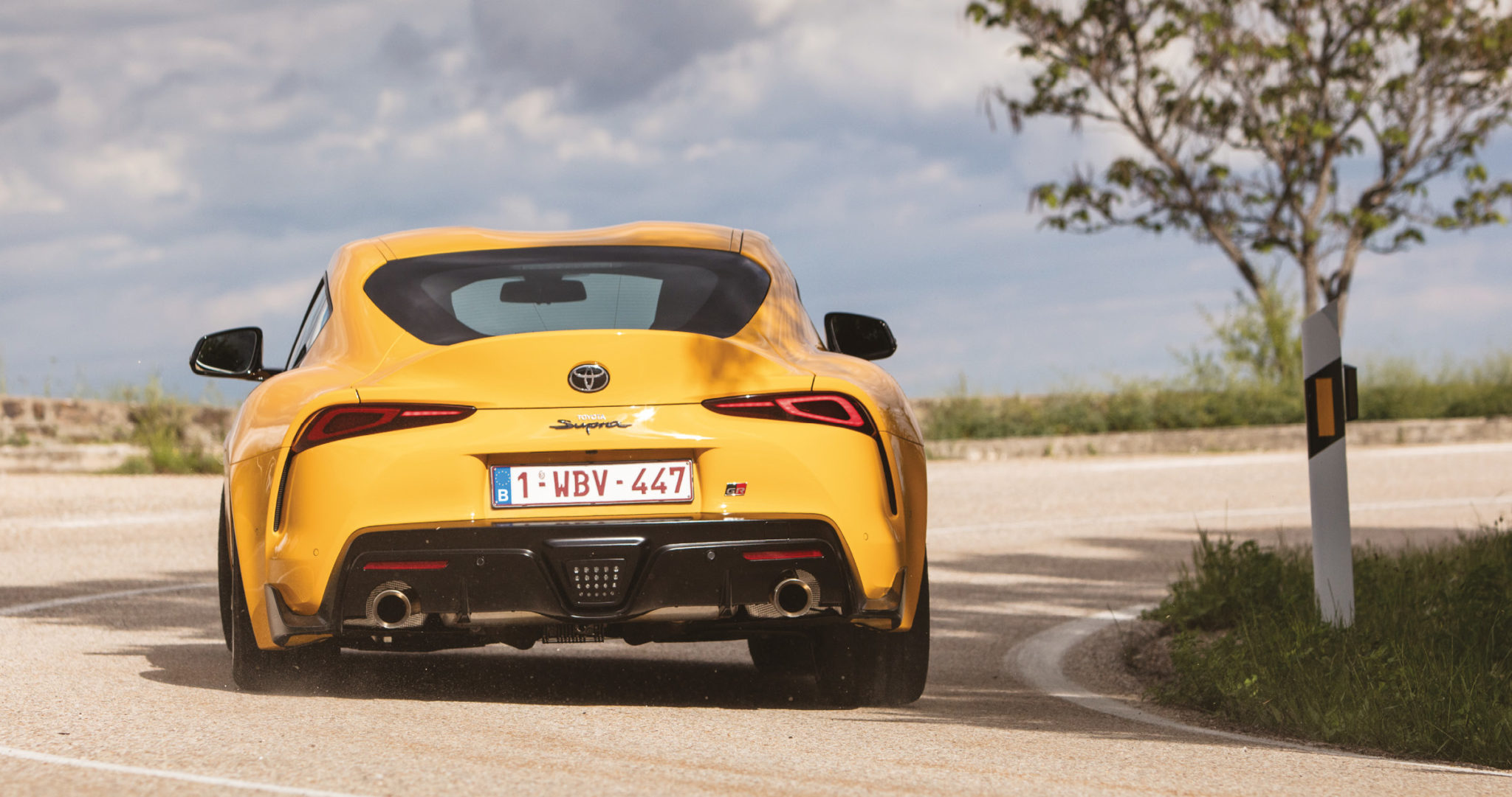 It may have BMW underpinnings, but the new Supra does enough to set itself apart