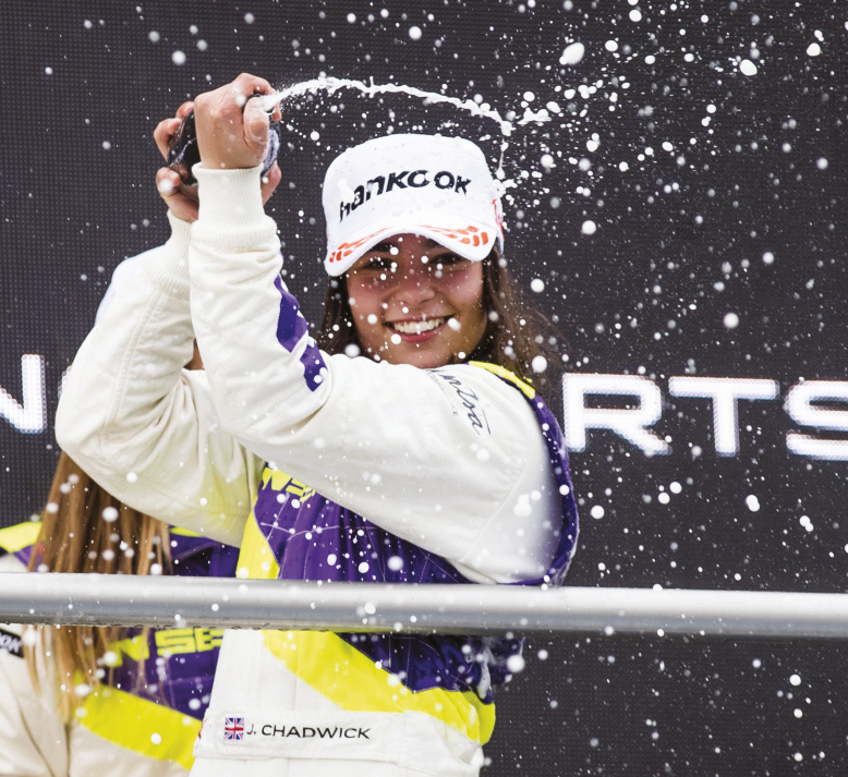 W Series leader Jamie Chadwick has secured an F1 development role with the Williams team