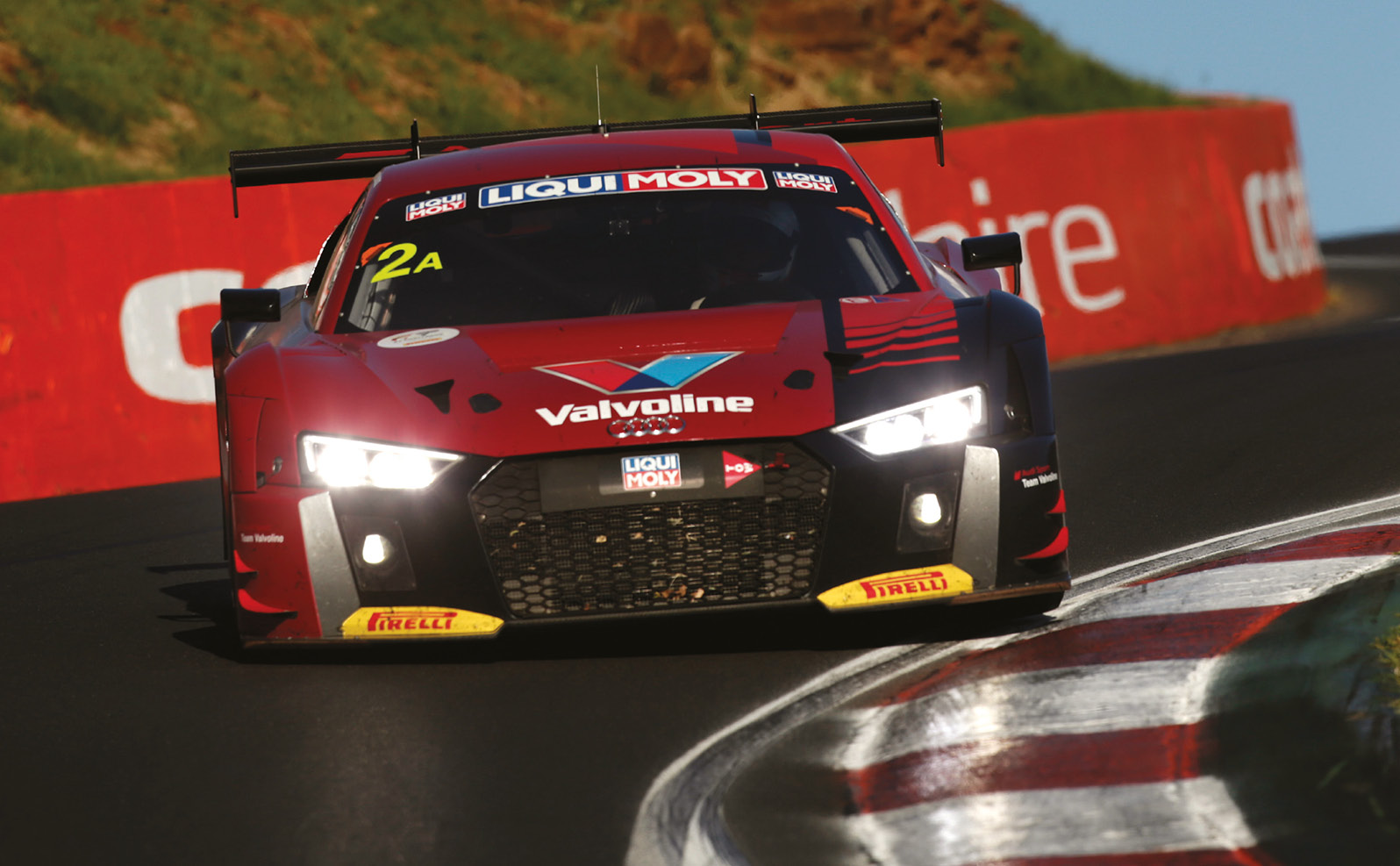 Markus has gone on to be successful in GT3