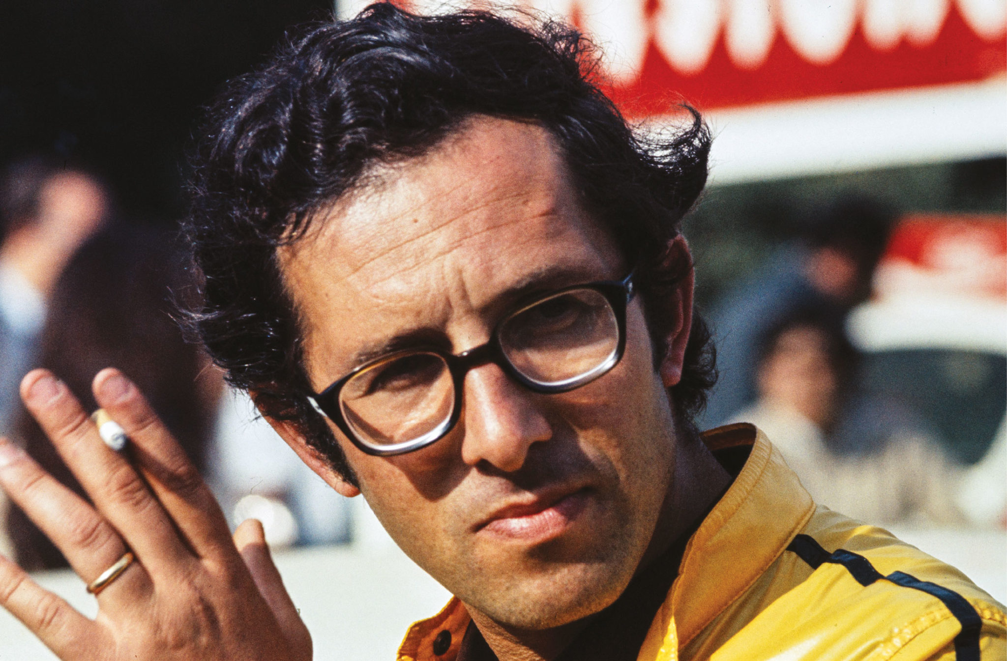 By 1971 Forghieri had spent a decade as Ferrari's chief engineer
