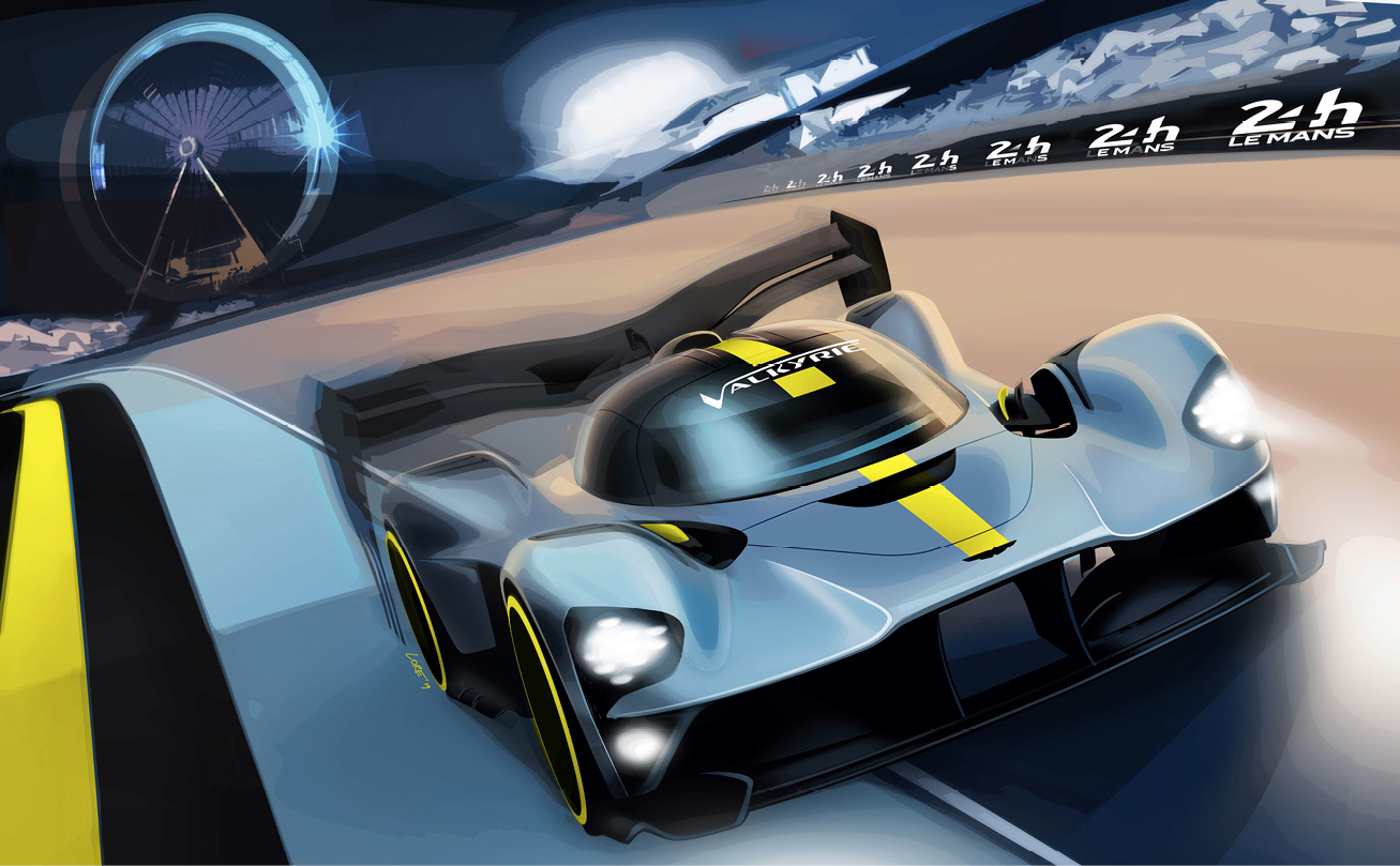 The forthcoming Hypercar rules have already attracted Aston Martin, with its Valkyrie