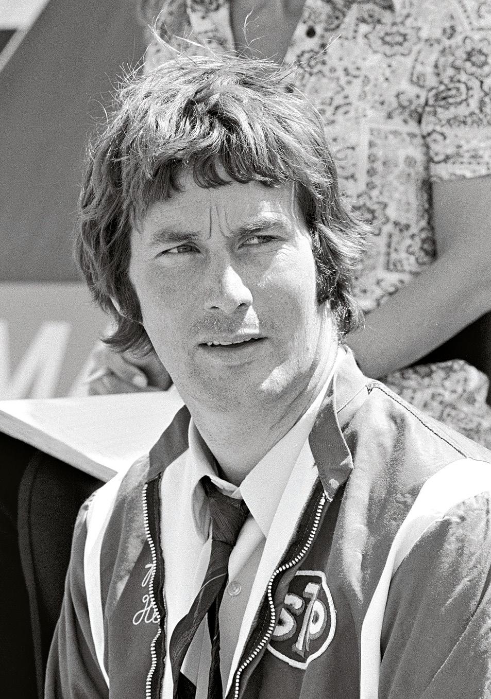 Robin Herd eschewed cricket for a distinguished Formula 1 career