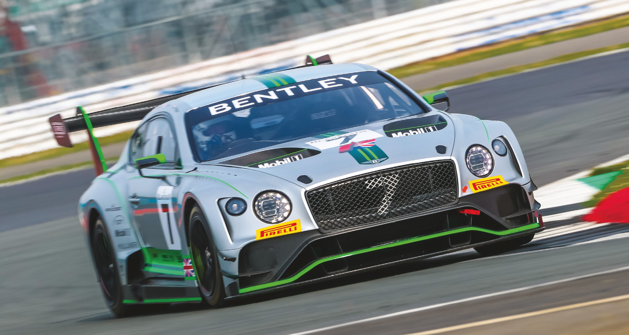 Featuring a lighter chassis and better dynamics, the new Continental GT3 is a significant step up over the original car