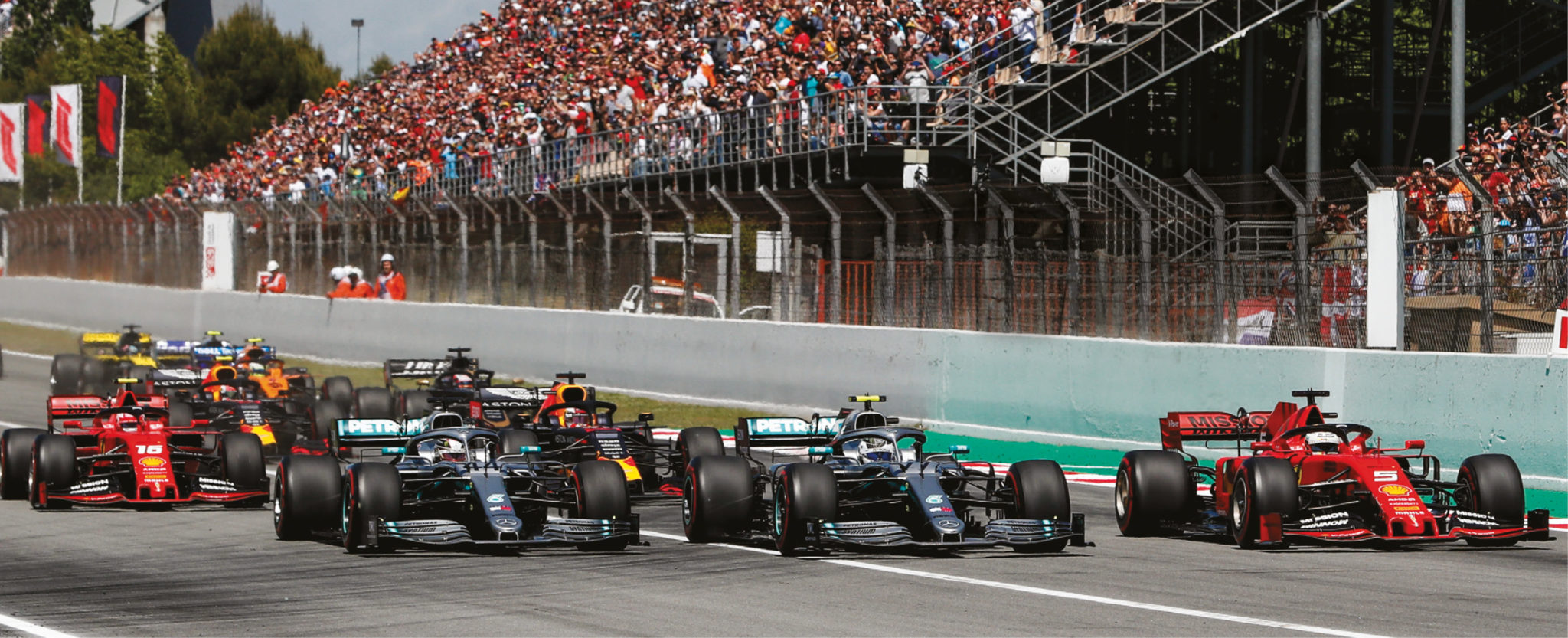 The FIA and Liberty need unity between all teams to solve F1's current issues. But the 'big three' have power to dictate the rules that don't suit their interests