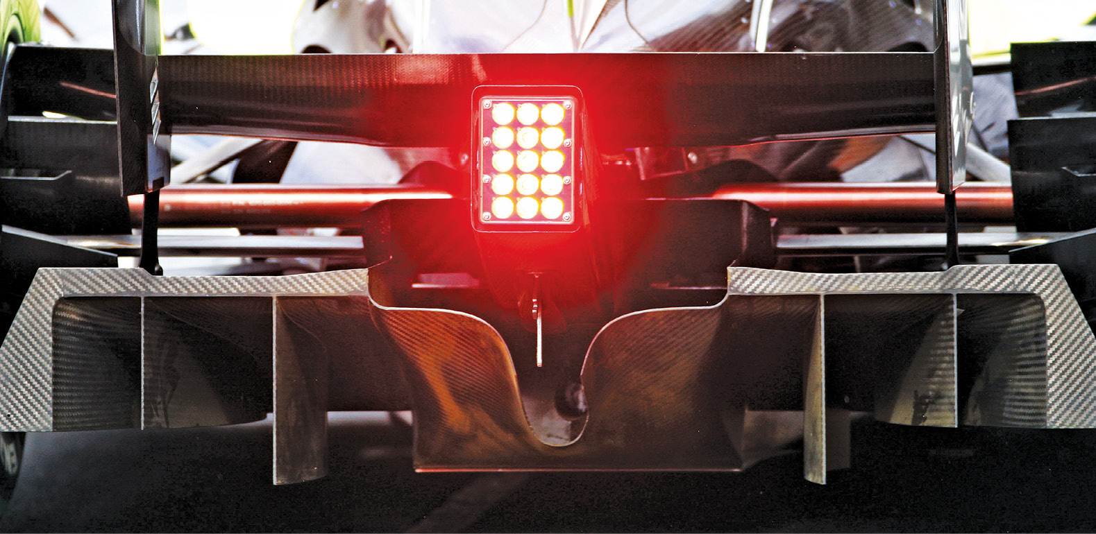 Focus of attention: rivals complained about the BGP 001's diffuser... then had to copy it
