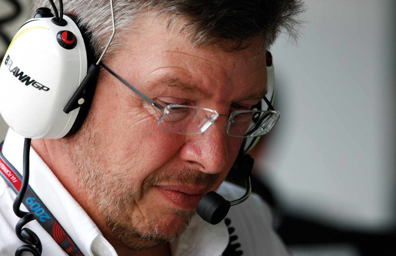 Ross Brawn became an entrant in his own right after Honda withdrew from F1 at short notice