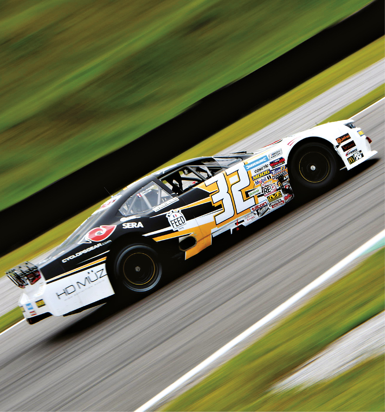 Despite differences between US and Euro NASCAR, there are spiritual similarities