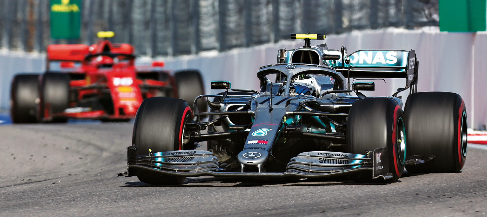 Bottas's glories have been tempered by difficult races, such as being told to move aside for Hamilton in Russia