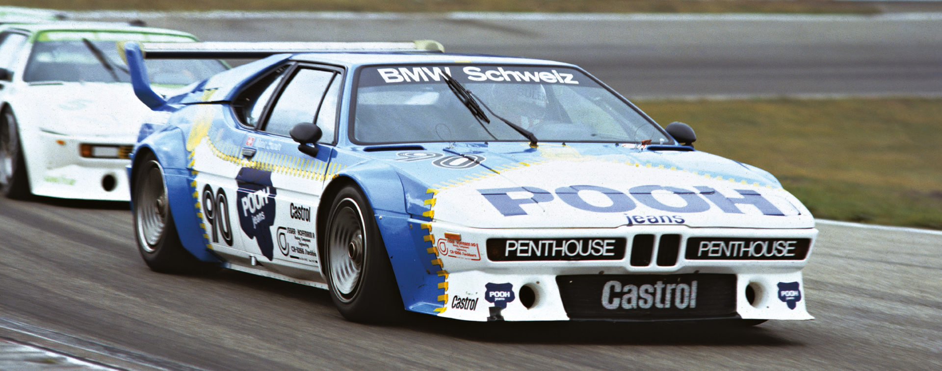 His superb Pooh Jeans Procar livery from 1980