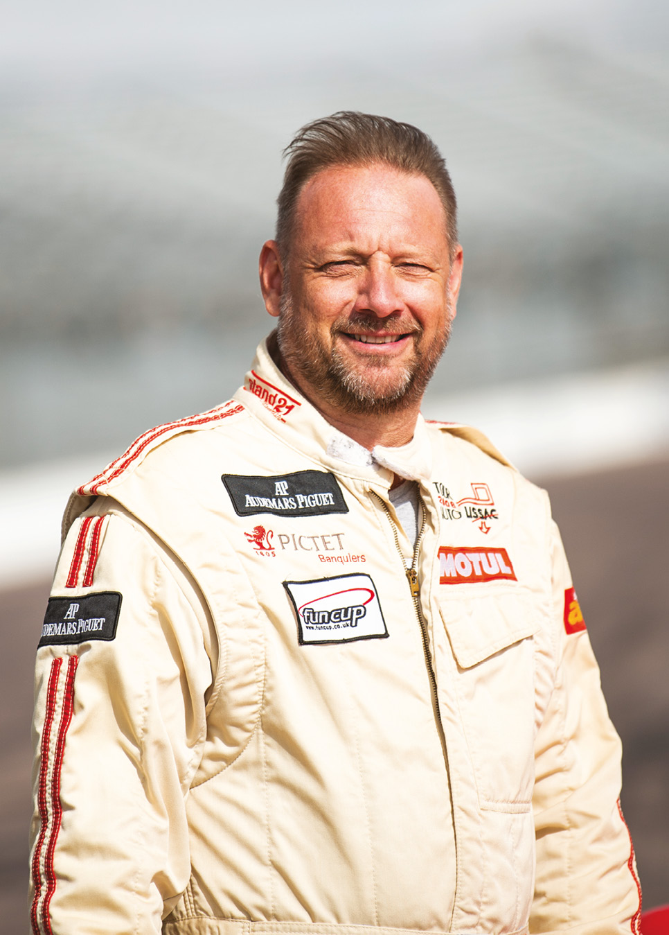 Mike Humphreys now owns the 550 Maranello GT1
