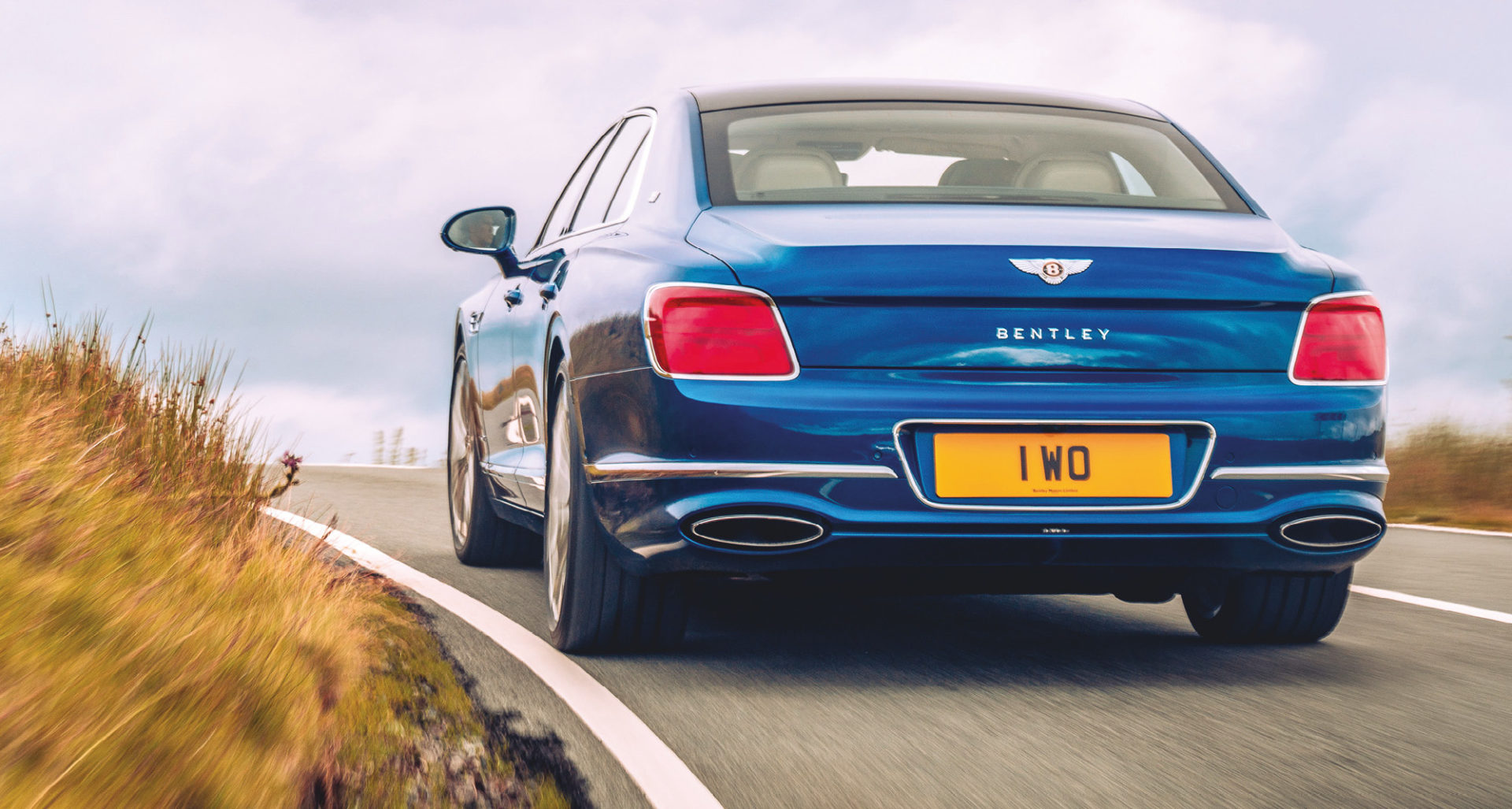 Aside from a small grumble about the gearbox and switchgear, the Flying Spur is superb