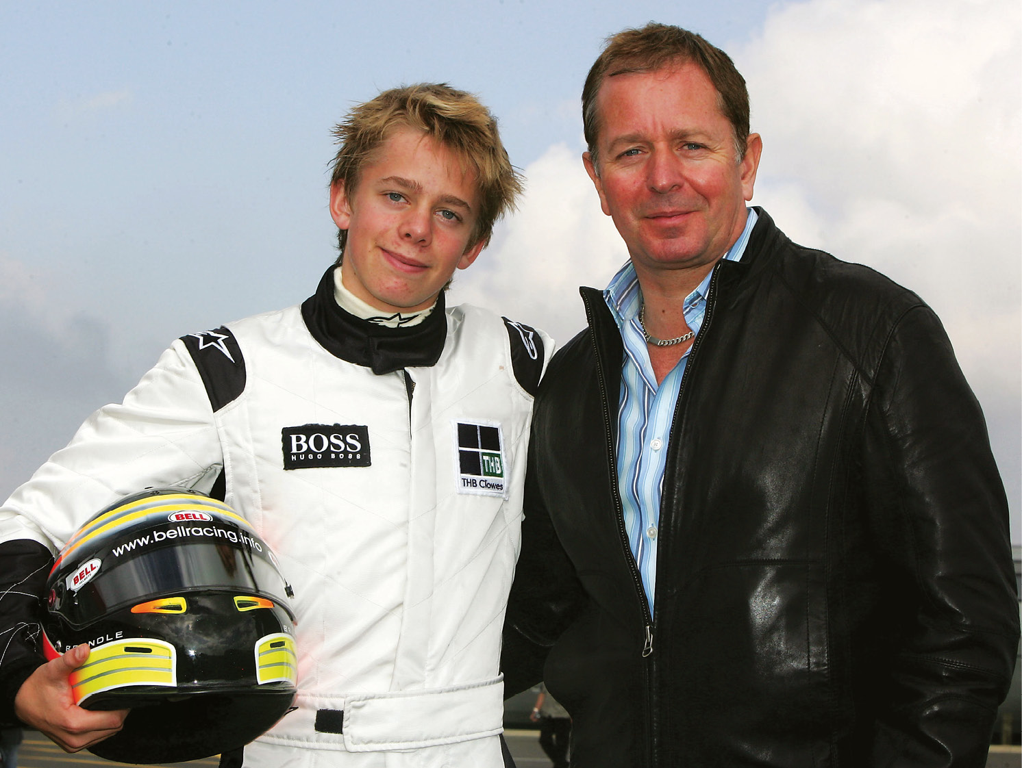 Alex began his car racing career in the junior T-Cars series in 2006, ably assisted by Martin