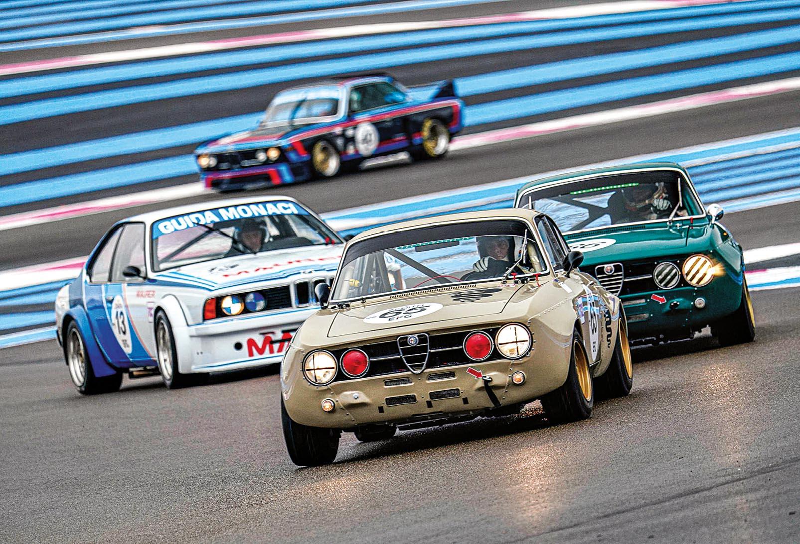 Jean Clement's Alfa 1750 GTAM