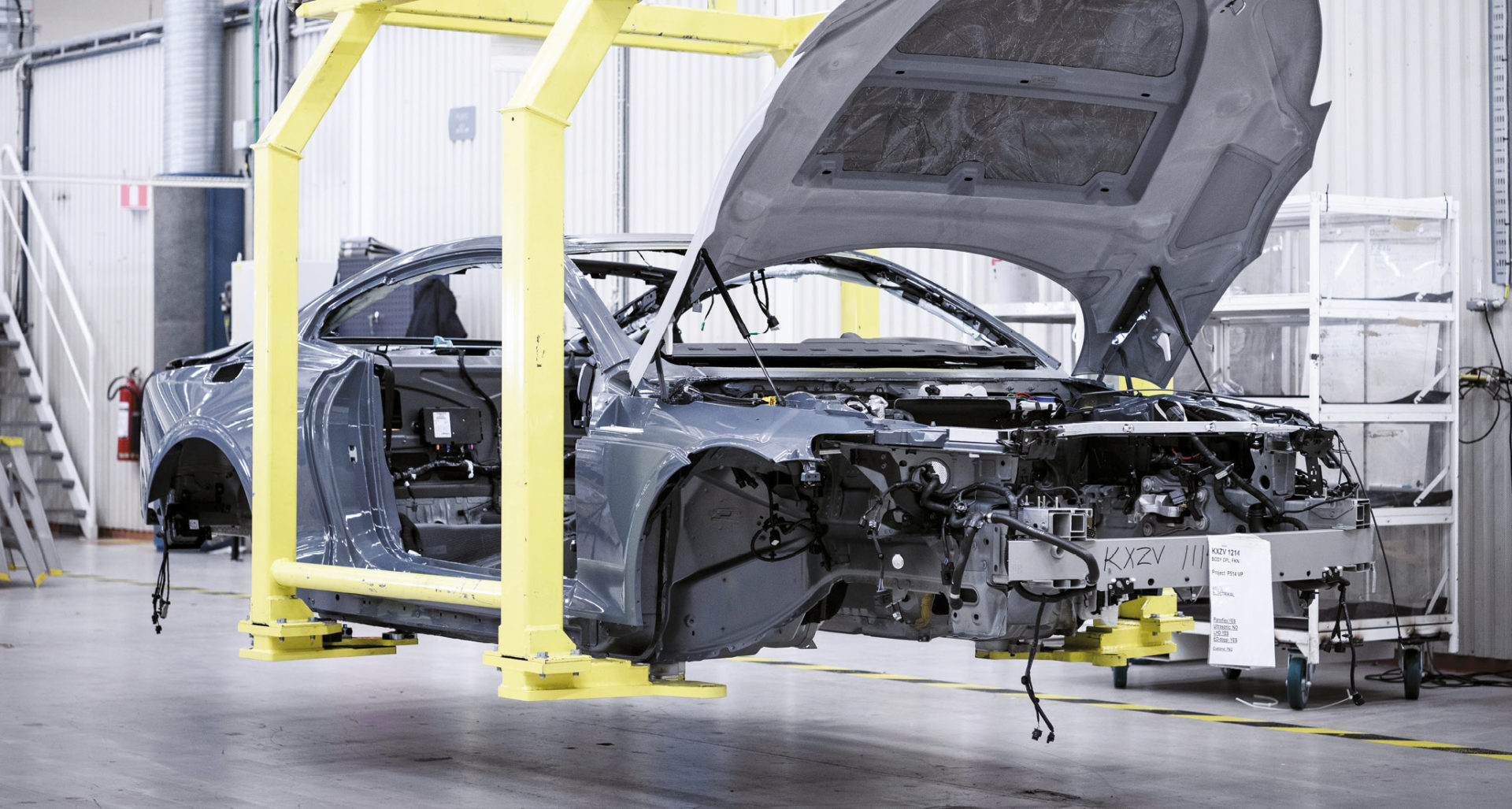 Polestar will only build 1500 1s across the next three years