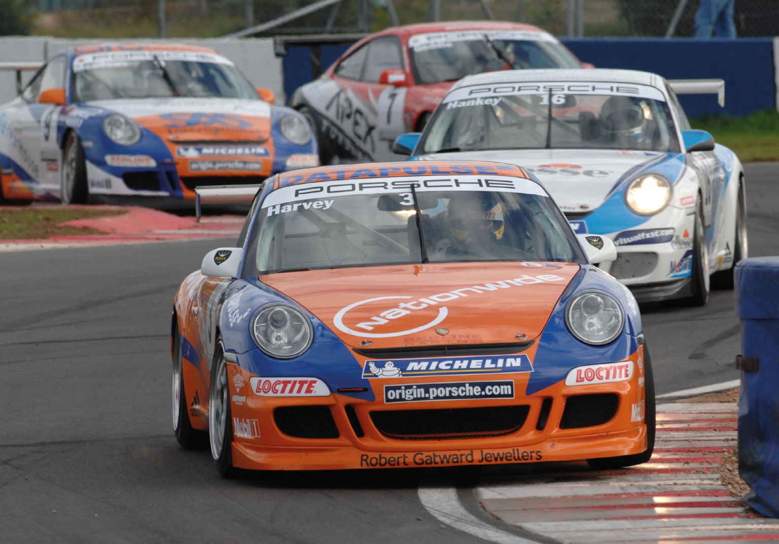 A fourth career – two Porsche Carrera Cup titles