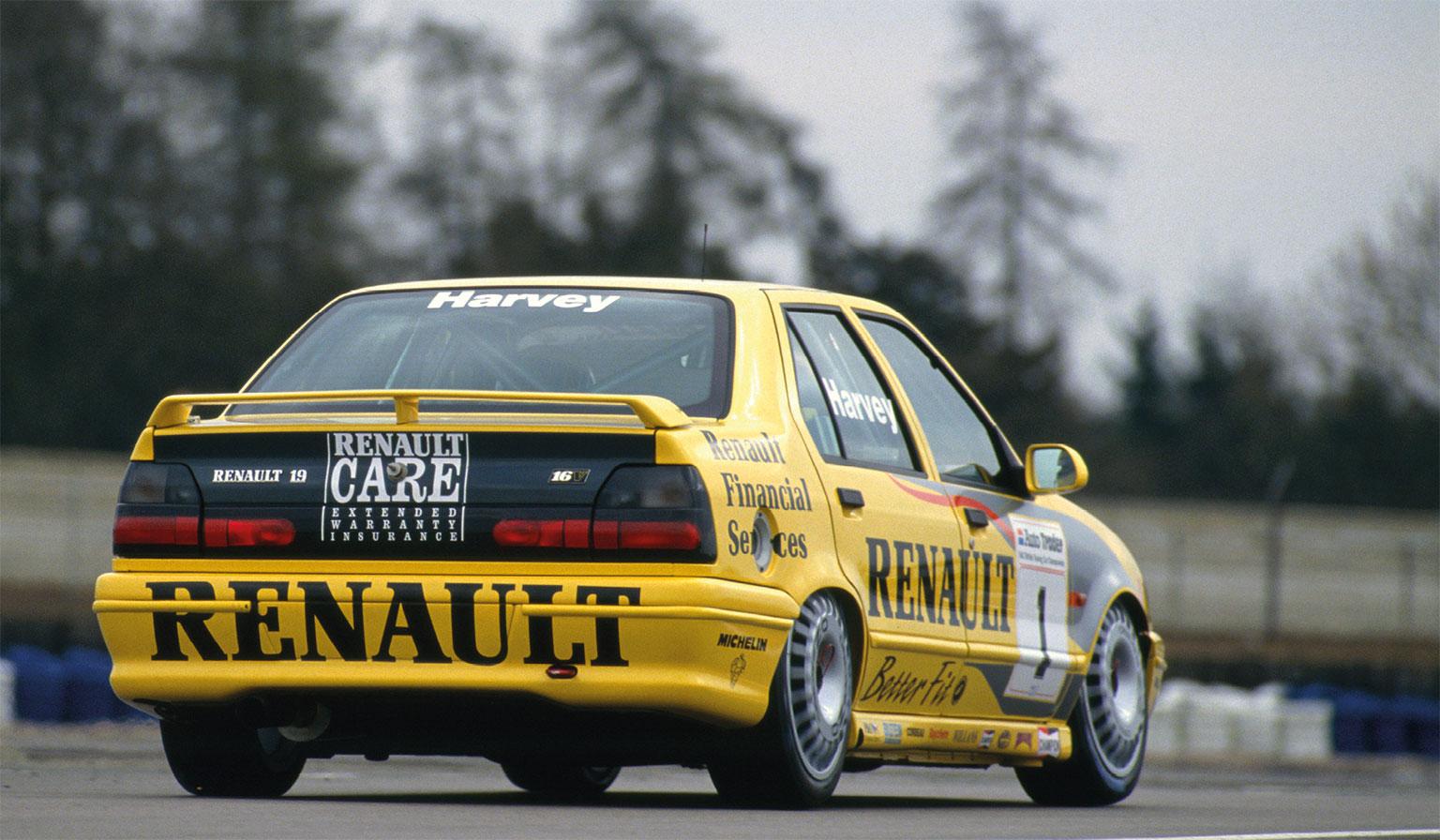 Renault 19 season was a year of purgatory